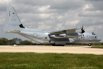 167984 - USA - Marine Corps Lockheed KC-130J Hercules