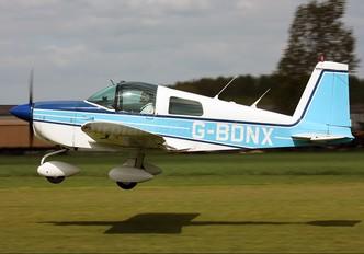 G-BDNX - Private Grumman American AA-1B Trainer