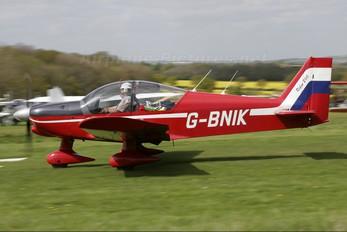 G-BNIK - Private Robin HR.200 series