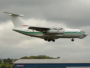 7T-WID - Algeria - Air Force Ilyushin Il-76 (all models)