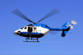 ZS-HSD - South Africa - Police Eurocopter BK117
