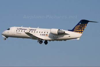 D-ACRR - Eurowings Canadair CL-600 CRJ-200