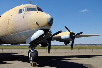 6902 - South Africa - Air Force Museum Douglas DC-4