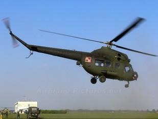 7334 - Poland - Army Mil Mi-2