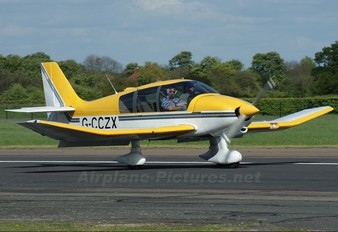 G-CCZX - Private Robin DR.400 series
