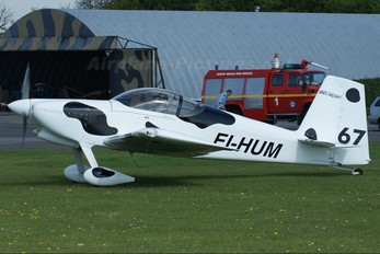 EI-HUM - Private Vans RV-7