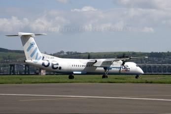 G-JECK - Flybe de Havilland Canada DHC-8-400Q / Bombardier Q400