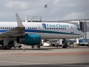 G-OOBA - First Choice Airways Boeing 757-200