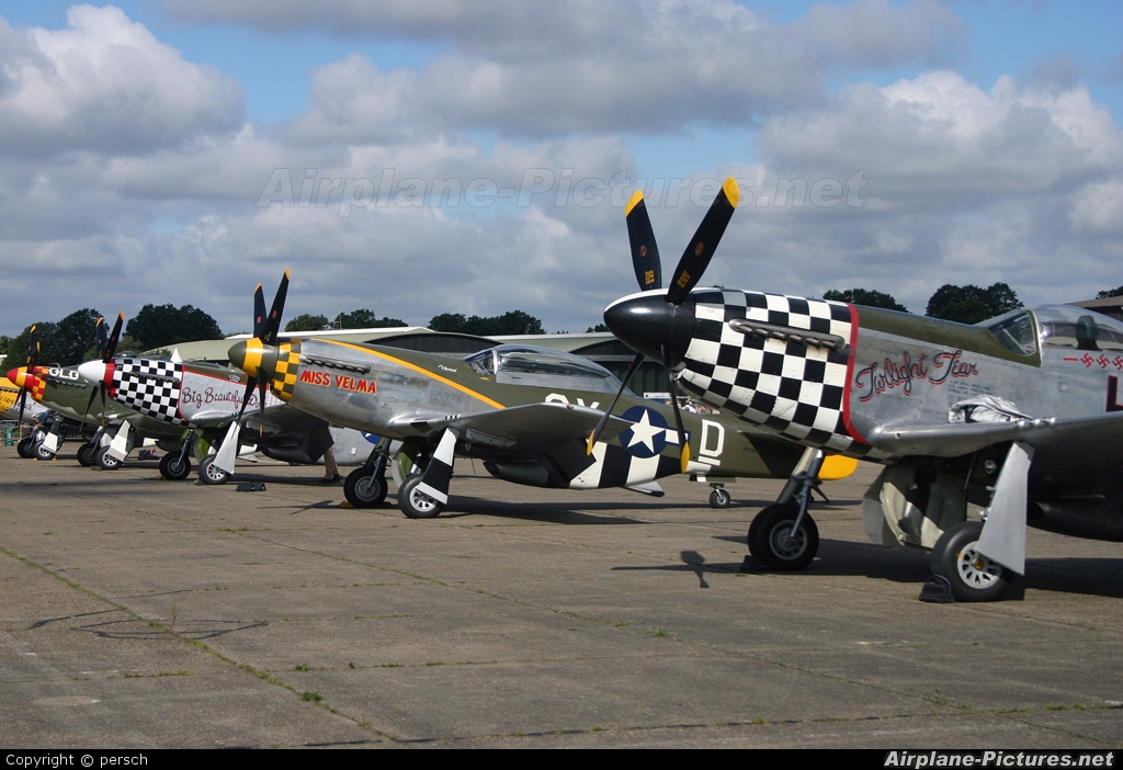 Private - aircraft at Duxford