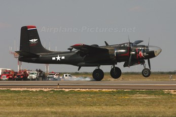 N9682C - American Airpower Heritage Museum (CAF) Douglas A-26 Invader