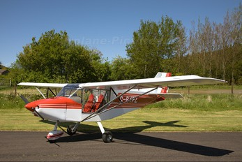 G-BYPZ - Private Rans S-6, 6S / 6ES Coyote II