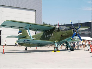 41 - Estonia - Air Force Antonov An-2