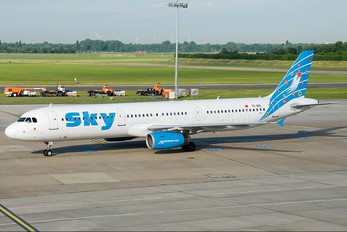 TC-SKL - Sky Airlines (Turkey) Airbus A321