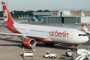 D-ALPJ - Air Berlin Airbus A330-200