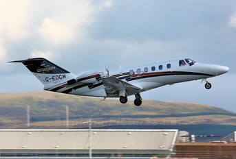 G-EDCM - ACS Aviation Cessna 525A Citation CJ2