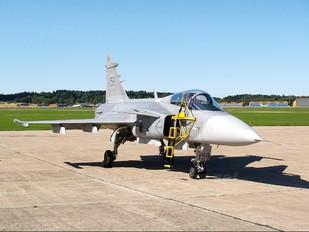 39159 - Sweden - Air Force SAAB JAS 39A Gripen