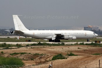 260 - Israel - Defence Force Boeing 707