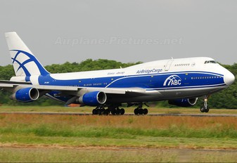 VP-BIC - Air Bridge Cargo Boeing 747-300SF