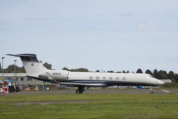 N15UC - Private Gulfstream Aerospace G-V, G-V-SP, G500, G550