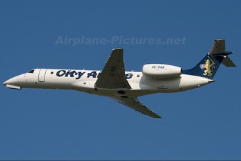 SE-RAB - City Airline Embraer ERJ-135