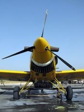 4X-AWG - Chim-Nir Aviation Ayres SR2-T45 Turbo Thrush