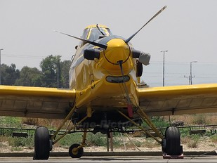 4X-AFB - Telem Aviation Ayres SR2-T45 Turbo Thrush