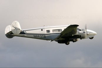 N663TB - Private Beechcraft 18 Twin Beech H series
