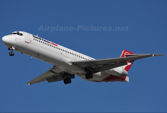 VH-NXD - QantasLink Boeing 717