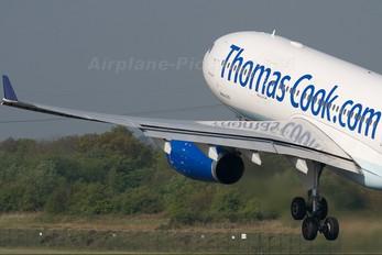 G-TCXA - Thomas Cook Airbus A330-200