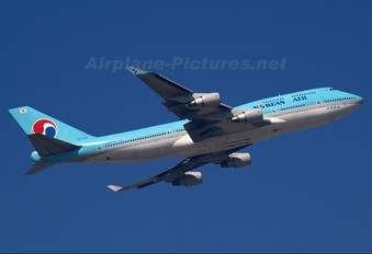HL7485 - Korean Air Boeing 747-400