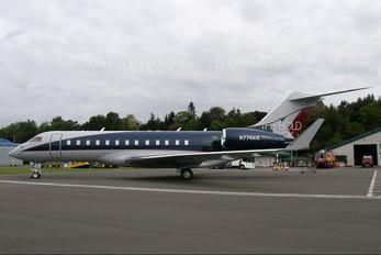 N774KK - Kohler Corp Bombardier BD-700 Global Express