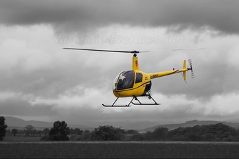G-INKY - Private Robinson R22