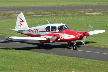 G-APFV - Private Piper PA-23 Apache