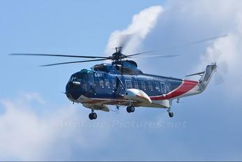 G-BFFJ - British International Sikorsky S-61N