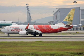 VT-AXX - Air India Express Boeing 737-800