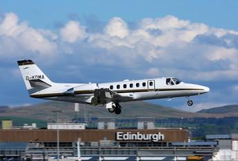 G-KDMA - Forrest Aviation Cessna 560 Citation Encore