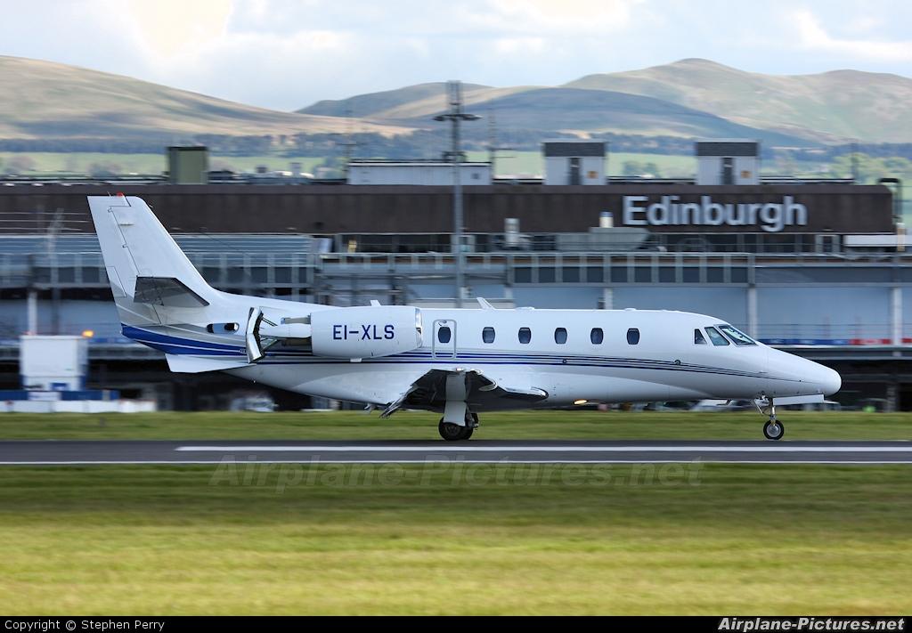 Airlink Airways (Ireland) EI-XLS aircraft at Edinburgh