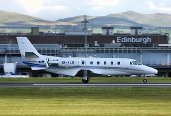 EI-XLS - Airlink Airways (Ireland) Cessna 560XL Citation XLS