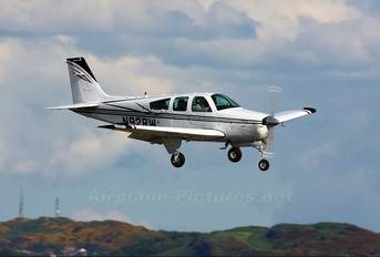 N92RW - Private Beechcraft 33 Debonair / Bonanza