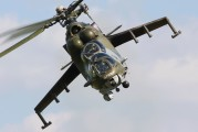 0788 - Czech - Air Force Mil Mi-24V aircraft