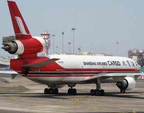 B-2179 - Shanghai Airlines Cargo McDonnell Douglas MD-11F