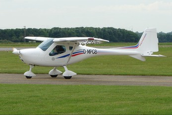 D-MPGB - Private Remos Aircraft GX