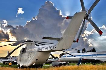 64 BLACK - United Nations Mil Mi-26