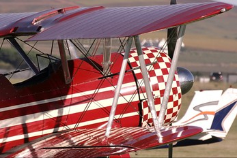 ZS-LZZ - Private Boeing Stearman, Kaydet (all models)