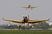 OM-VIA - Aero Slovakia Zlín Aircraft Z-137T Turbočmelák aircraft
