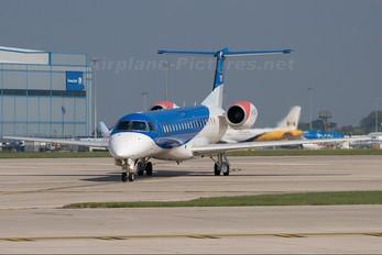 G-RJXN - BMI Regional Embraer ERJ-145