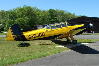 G-EJGO - Private Zlín Aircraft Z-226 (all models)