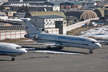 YA-FAN - Ariana Afghan Airlines Boeing 727-200F (Adv)