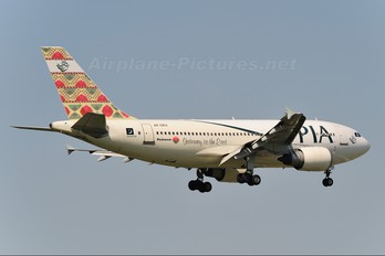 AP-BEU - PIA - Pakistan International Airlines Airbus A310