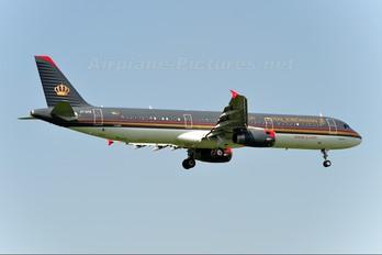 JY-AYK - Royal Jordanian Airbus A321